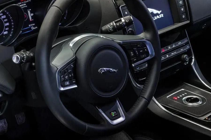 2015 Jaguar XE 20 Diesel R Sport Review Review Autocar