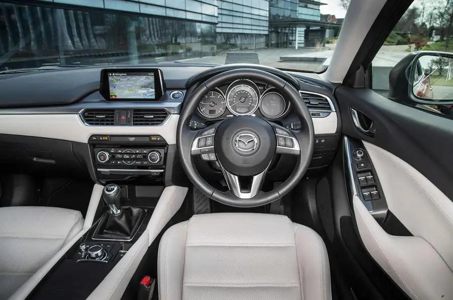 Mazda 6 Interior Autocar