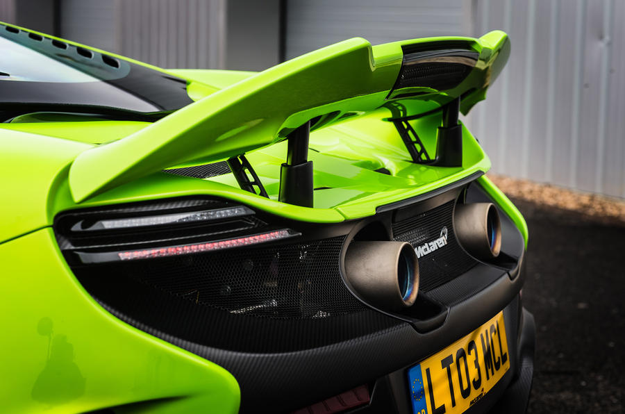 McLaren 675 LT Review 2019 Autocar