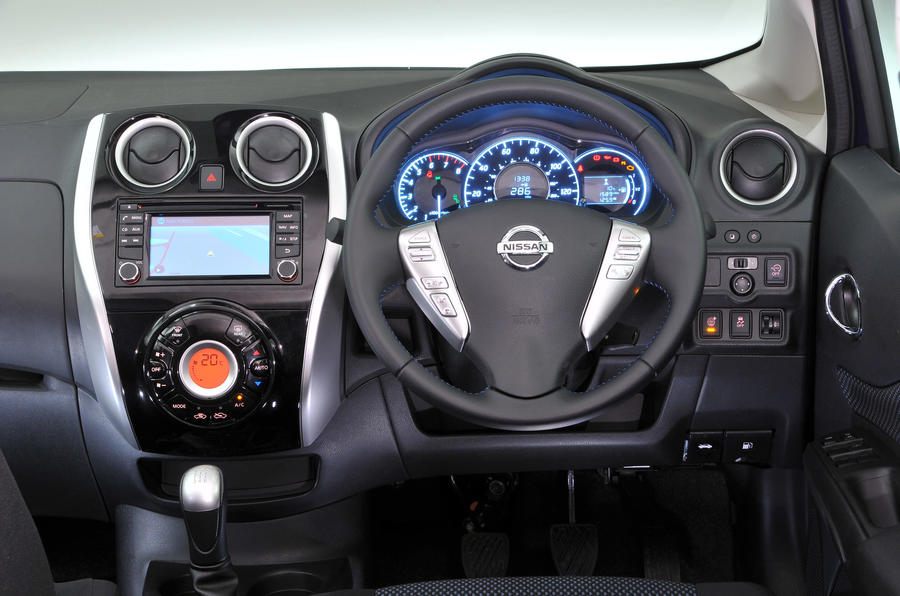 Nissan Note Review 2019 Autocar