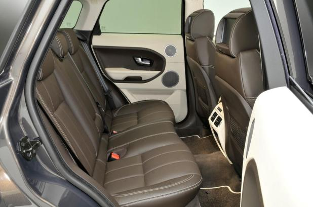 how many seats in a range rover evoque. Black Bedroom Furniture Sets. Home Design Ideas