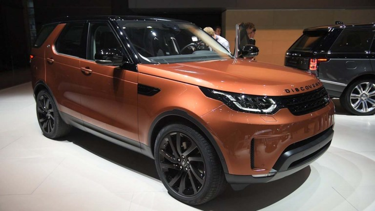 Land Rover - Discovery 2016