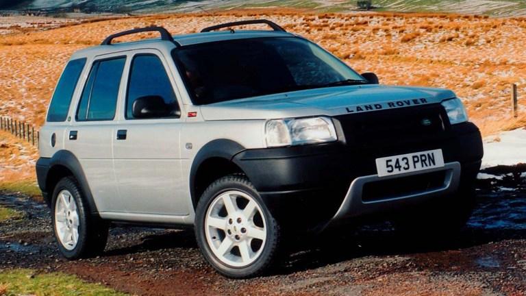 Range Rover 1990
