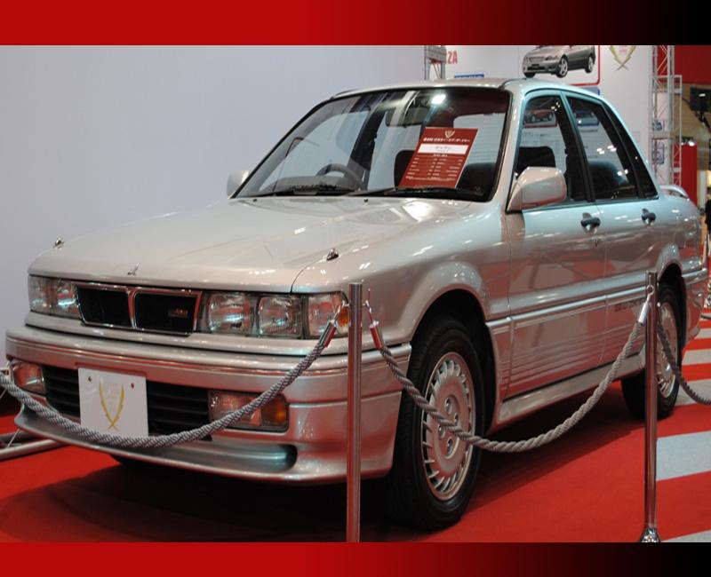 1989 Mitsubishi Glant VR-4