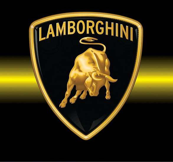 Lamborghini car logo
