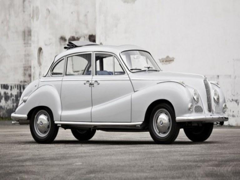 1952 BMW 501A