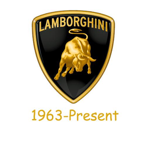 1963-Present Lamborghini logo