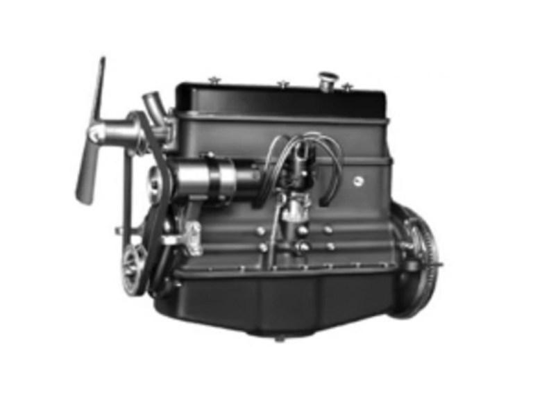 BMW 6-cylinder engine
