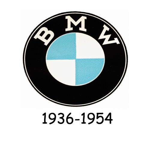 BMW 1936-1954