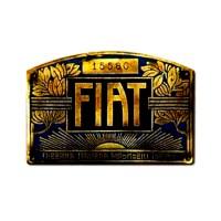 Fiat logo 1901 to 1904