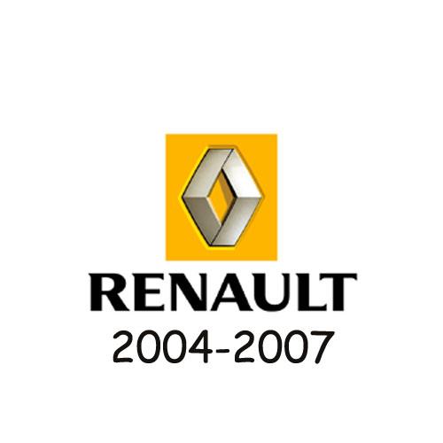 Renault logo 2004-2007