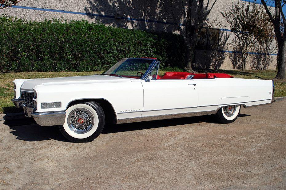 Eldorado 2000 Cadillac Red