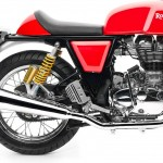 Royal Enfield Continental GT launced in India