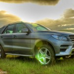 2013 Mercedes-Benz ML 350 CDI review