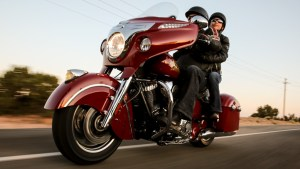 2014 Indian Chieftain front