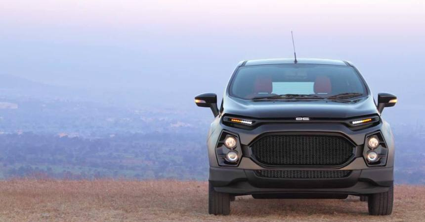 DC Custom Ford EcoSport front