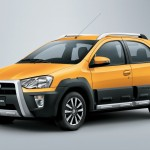 2014 Toyota Etios Cross launch on 7th May