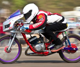 2013 Valley Run Two Stroke Drag racer