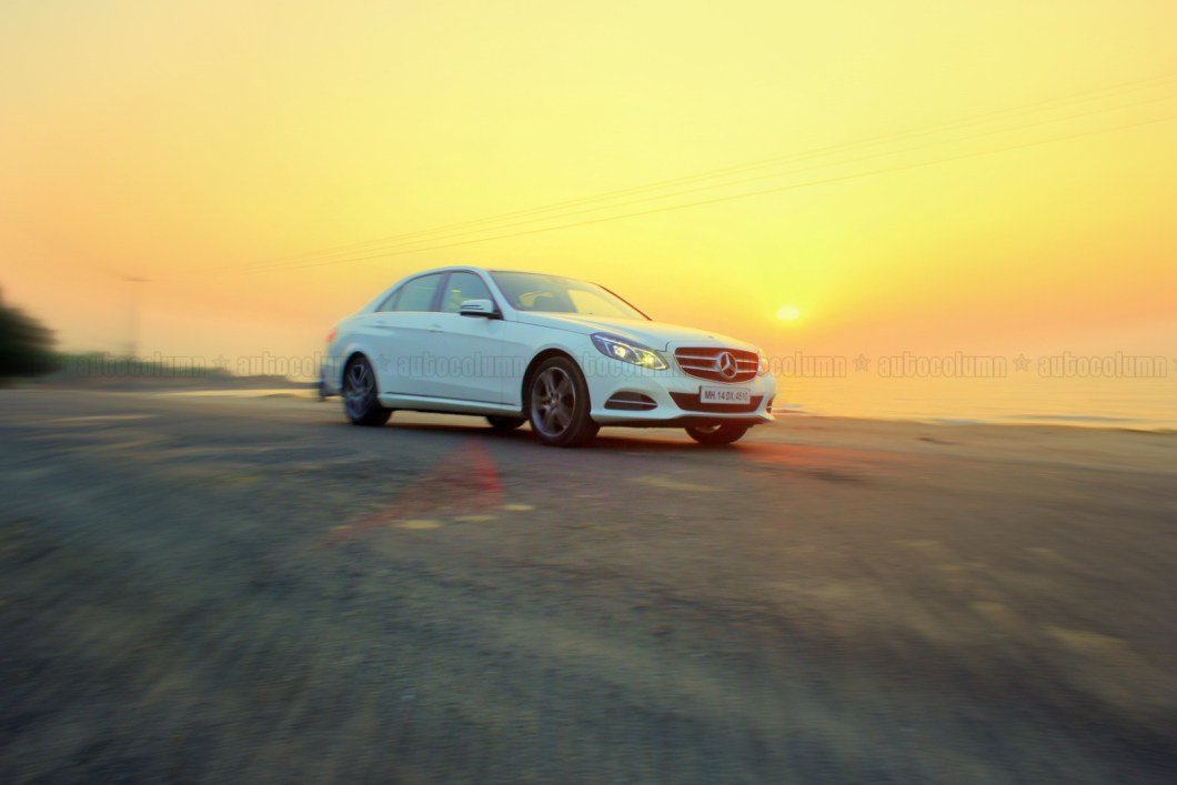The 2014 Mercedes Benz E250 CDI
