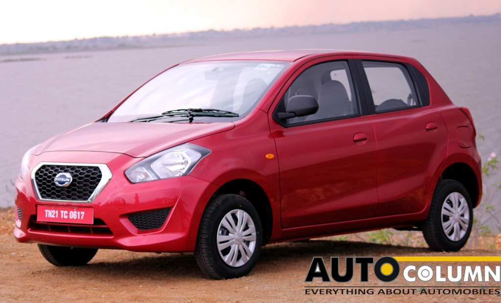 The new Datsun Go that we all have eagerly been waiting for