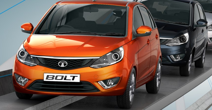 2014 Tata Bolt colours