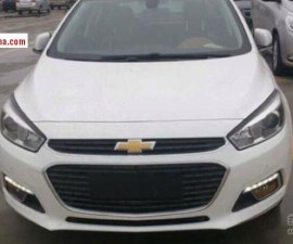 2015 Cruze front grille
