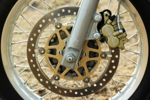 Royal Enfield Continental GT brembo front brakes