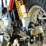 Royal Enfield Continental GT shock absorbers