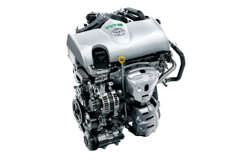 Toyota 1.3 Liter gasoline engine