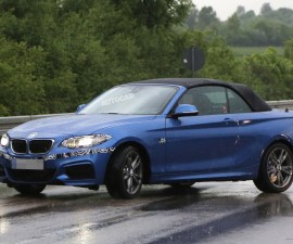 2015 BMW 2 series cabriolet