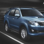 Toyota Fortuner with 2.5 liter engine coming this year end