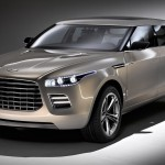 Aston Martin Lagonda super saloon to have a limited production cycle