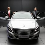 Mercedes-Benz S350 CDI launched at INR 1.07 crore
