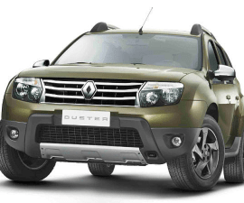 2014 Renault Duster Limited Edition