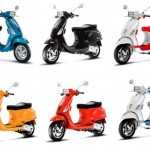 Elegance Redefined – Vespa Elegante to capture the Indian Market this Diwali