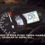 Yamaha R25 reaches 196 kmph on Dyno!!