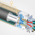 Toyota R&D develops free piston engine,does not require a crankshaft!