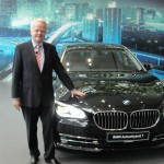 BMW ActiveHybrid 7 Launched At 1.35 Crore