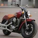 The 2014 Indian Scout unveiled in India- bookings are open