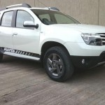 Renault gears up to launch the Renault Duster AWD this festive season