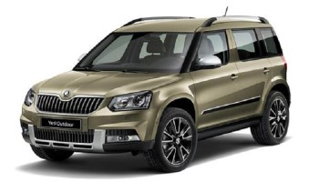new car launches september 2014Skoda Yeti facelift India launch on September 10 All the details