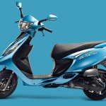 TVS Scooty Zest 110 launched in India