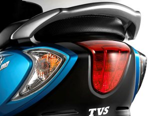2014 TVS sooty zest 110 tail lamp