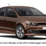 SCOOP: 2014 VW Vento FaceLift: This Is It!