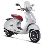 The 2014 Vespa 946 Bellissima is finally showcased