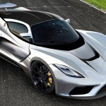 This is it: 290 mph Hennessey Venom F5