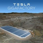 Tesla Gigafactory to be located in Nevada state