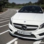 Ah My God ! 2014 Mercedes Benz CLA 45 AMG review [Gallery Update]