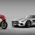 Mercedes-AMG bought 25 percent of Italy's MV Agusta Motor