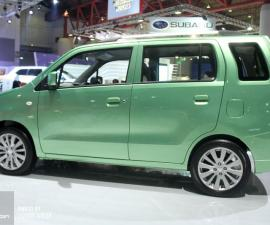 Suzuki WagonR 7 seater concept side view
